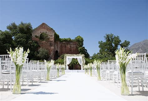 malaga wedding venues marbella wedding venues