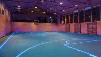 presenting the basketball court asb glassfloor pushes boundaries of glass for athletic