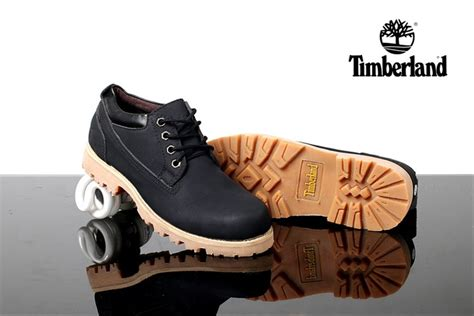 jual sepatu timberland therion safety boots hitam di lapak