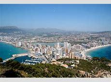 Spanish Coast Royalty Free Stock Photos Image 1992778