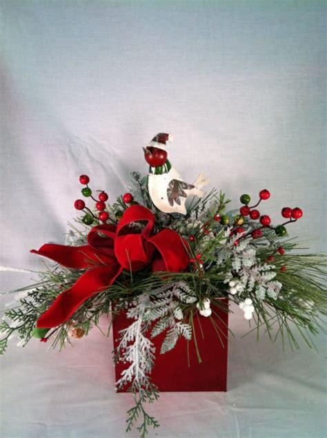 Weihnachtsgestecke Selber Machen by 50 Neue Weihnachtsgestecke Selber Machen