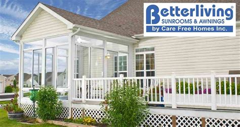 betterliving sunrooms patio rooms care  homes