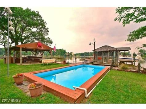 Homes With Pools For Sale In And Around Perry Hall
