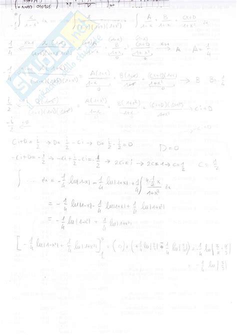 analisi matematica 1 dispense esercizi esercitazione di analisi matematica 1
