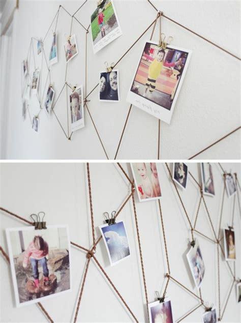 décorer la chambre de bébé soi même fabriquer un cadre photo 60 idées pour un objet à valeur