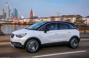 Opel Crossland X Fiche Technique : opel crossland x 2017 carissime l 39 info automobile ~ Medecine-chirurgie-esthetiques.com Avis de Voitures