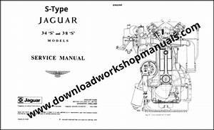 Jaguar S Type Mk10 420 420g Workshop Repair Manual