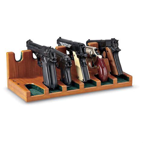 rifle display rack pistol revolver display rack 131712 at sportsman s guide