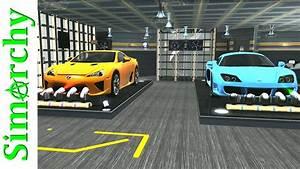 Garage Auto Tours : the sims 3 house tour custom car showroom private garage vehicle showcase plus story ~ Gottalentnigeria.com Avis de Voitures