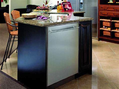 kitchen island with dishwasher how to choose the right dishwasher diy 5209