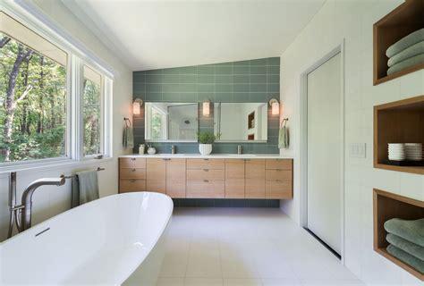 mid century modern home design  flavin architects