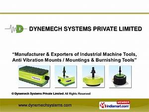 Wedge Mounts by Dynemech Systems Private Limited New Delhi