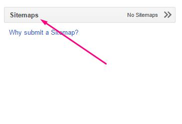 How Submit Xml Blogger Sitemap Google Webmaster Tools