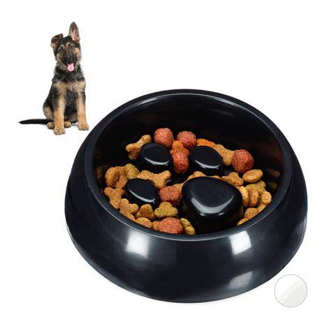 anti schling napf futternapf langsam fressen hundenapf