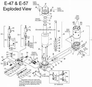 Exploded View And Diagrams Parts Description Parts Numbers