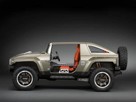 2008 Hummer Hx Concept 4x4 Suv H X Interior B Wallpaper