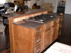 kitchen island with stove island cooktop kitchen island cooktop picture