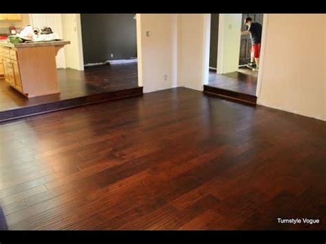 Acacia Wood Flooring Types  Wood Flooring Youtube