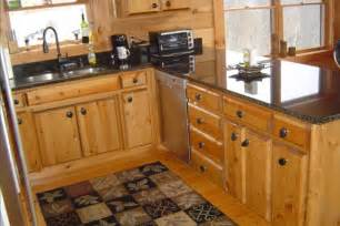rustic kitchen furniture cabinets