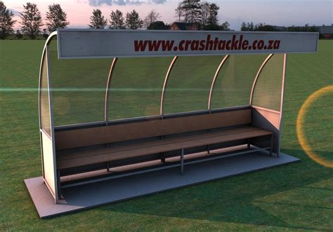 C4d Replacements Reserves Bench Soccer Football