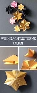 Sterne Aus Papier Falten : die besten 25 papier falten ideen auf pinterest origami origami papier falten und kirigami ~ Buech-reservation.com Haus und Dekorationen