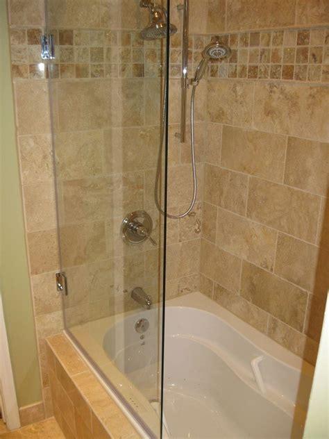 half glass shower door for bathtub frameless tub shower door model 6008shr semi frameless