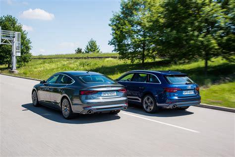 audi  avant   sportback  tron models launched