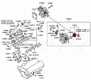 Mitsubishi Lancer Evo Viii Starter Motor Assembly Parts Diagram