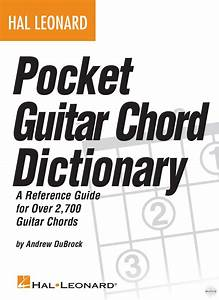 Download Hal Leonard Pocket Guitar Chord Dictionary  Music Instruction   U00bb Audioz