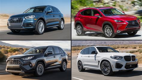 Small Hybrid SUVs: Which Are the Most Efficient?