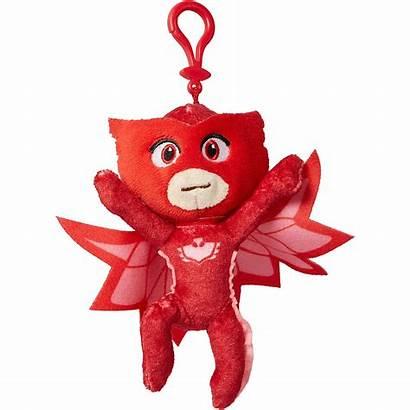 Pj Owlette Masks Plush Clip Party Toys