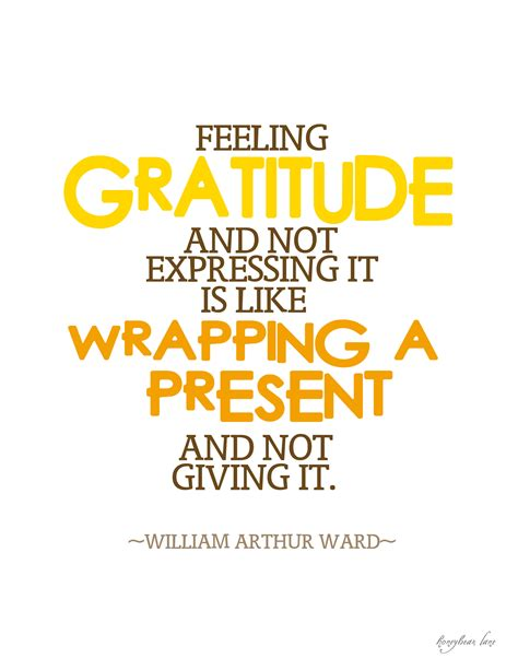 Gratitude Being Thankful Quotes Quotesgram