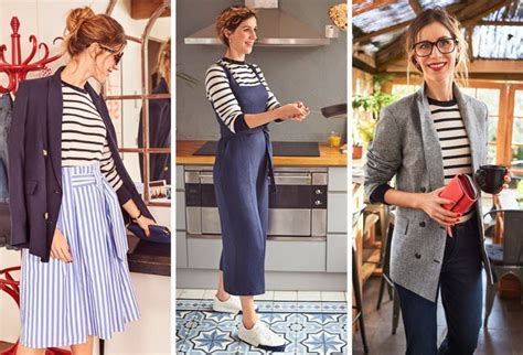 Seven Ways To Style A Breton Top