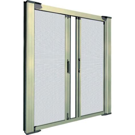 door retractable screen kit retractable door