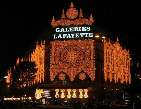 galeries lafayette siege social groupe galeries lafayette