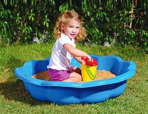 Bac À Sable Plastique : bac sable en plastique coquillage oogarden ~ Melissatoandfro.com Idées de Décoration