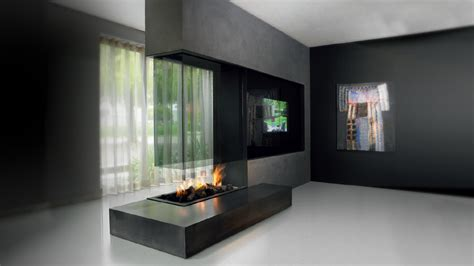 outdoor wood burning fireplace insert designs for modern fireplaces