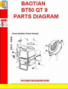 Baotian Bt50 Qt 9 Parts Diagram