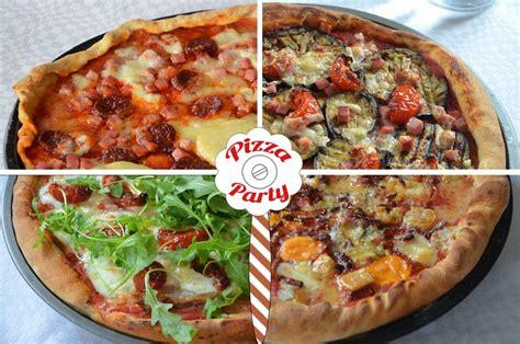 pizza recettes de pizzas maison