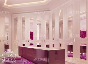 Residential commercial interior designs by algedra for Dressing room designs in the home