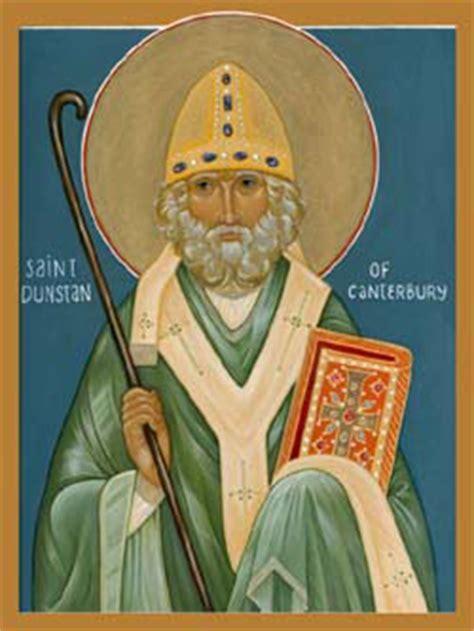 st dunstan saints angels catholic