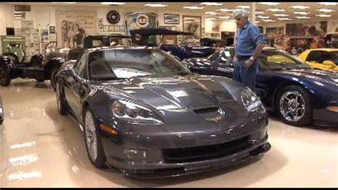 corvette zr jay lenos garage youtube