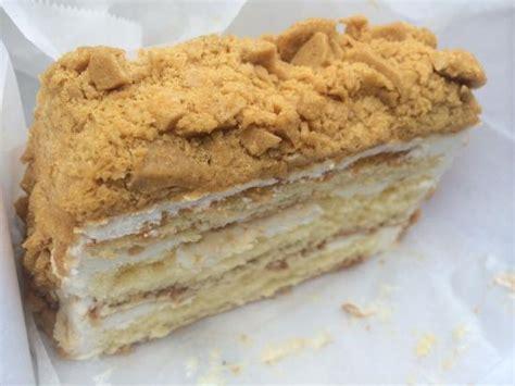 Blum's coffee crunch cake on tuesday, september 19, 2017, in san francisco, calif.liz hafalia/the chronicle. Coffee Crunch Cake - Picture of Yasukochi's Sweet Stop, San Francisco - Tripadvisor