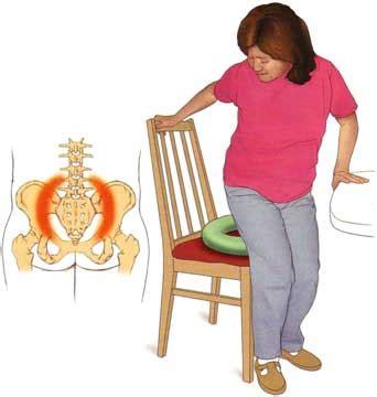 Chair Donut by Kcra Pain In Tail Bone Coccydynia