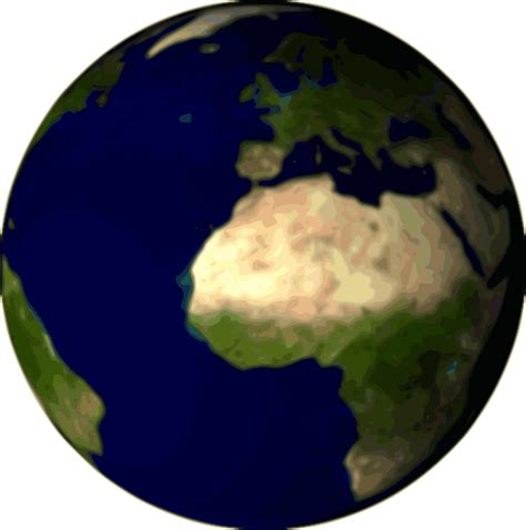 what color is earth file earth color trace svg wikimedia commons