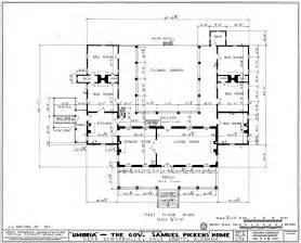 architectural floor plan file umbria plantation architectural plan of floor png wikimedia commons