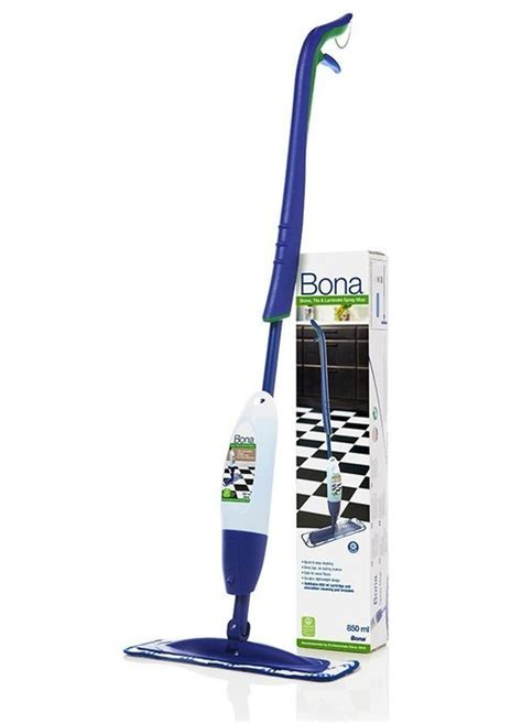 Bona Spray Mop Cleaning Kit for Stone, Tile & Laminate