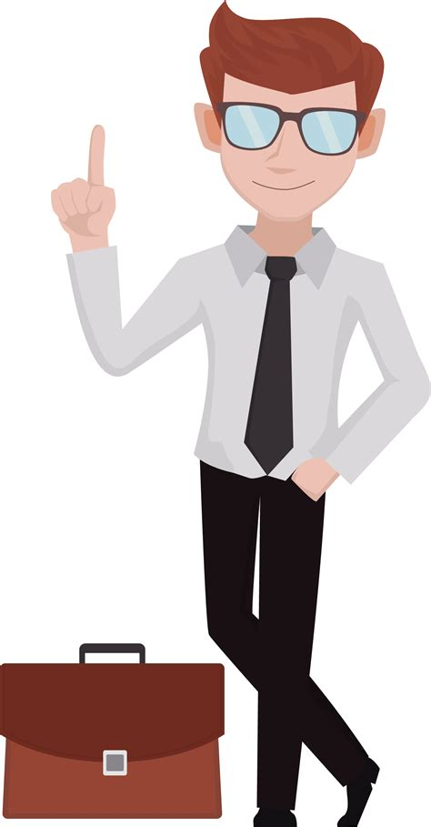 Businessman Clipart Business Png Transparent Free Images Png Only