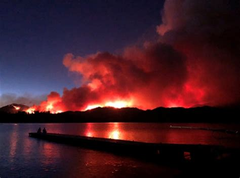 Carr Fire Stories From Timelapse Fire Photography To