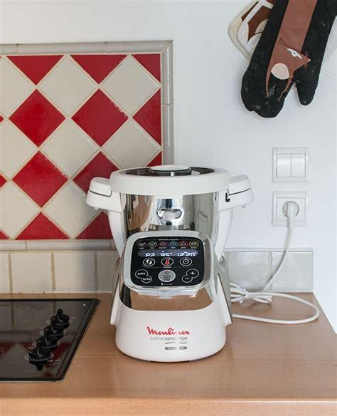 robot chauffant cuisine companion de moulinex test stella cuisine recettes faciles